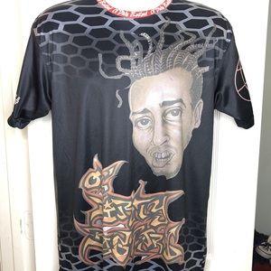 Shirts - Vintage OL' Dirty Bastard Jersey Wu Tang Clan Tee